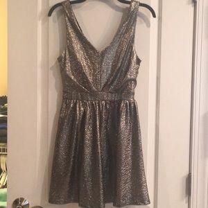 NWT Gold dress